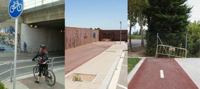 A Reus, La bicicleta contra direcció. Comença la Setmana Europea de la Mobilitat 2020