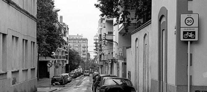 Tornar a la ciutat de places i carrers.